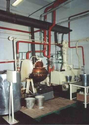 Станция приготовления кремов Ш24-ШЛЛ/II.1