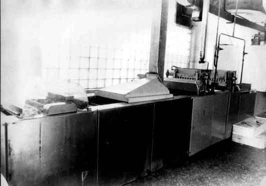 Агрегат производства конфет «Стрела» Ш24-ШЛС