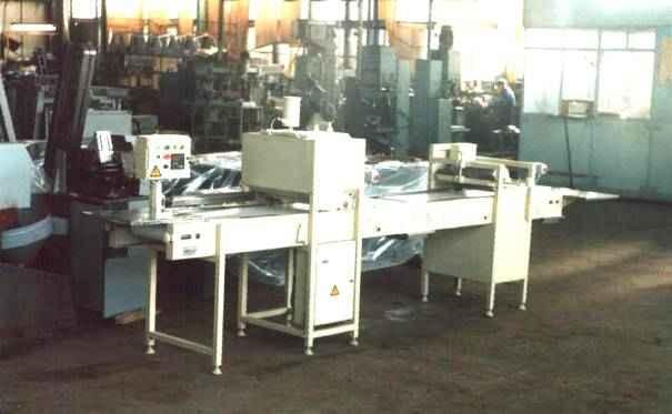 Машина для намазки вафельных пластов желейной массой Ш24-ШНЖ