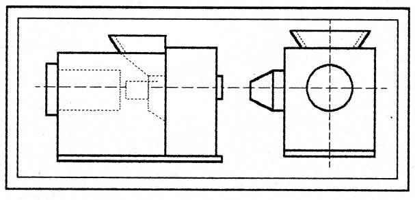 Измельчитель специй для колбасных изделий Ш24-АИС