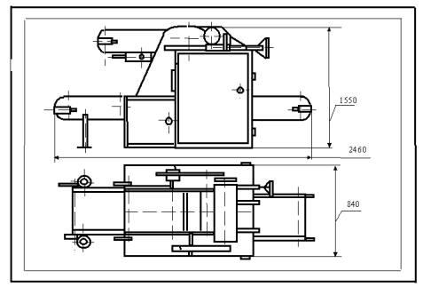 Машина для изготовления сушек 2770-К