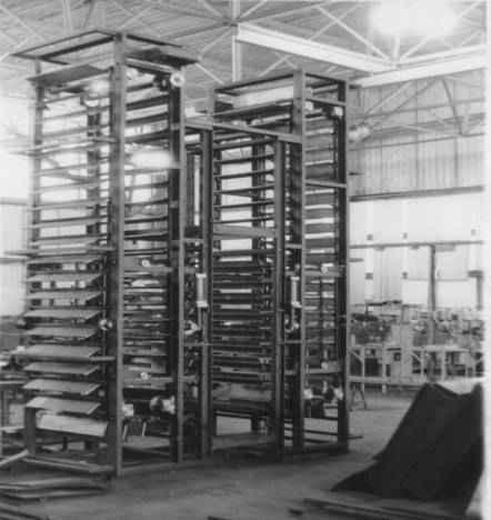 Автомат для укладки формового хлеба Ш24-ХМГ
