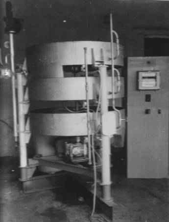 Аппарат для непрерывного пассирования овощей Ш24-КОУ