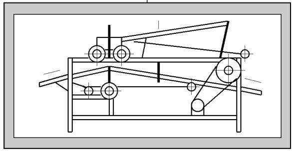 Машина для отделения косточек Ш24–КСУ/1