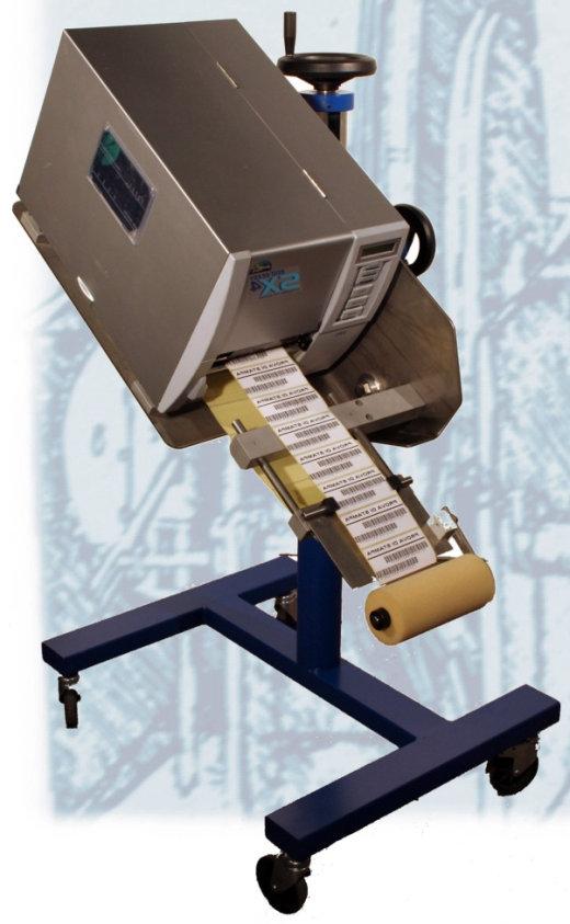 Системы печати и наклейки этикеток «NewPrint 3» и «NewPrint 104»