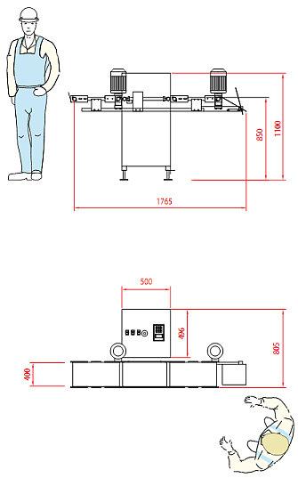Весы для динамического контроля массы