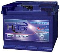 Аккумуляторы автомобильные «Hi-Tek» с технологией антисульфатации
