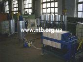 Установка УБД-50 для производства биотоплива — биодизеля