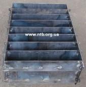 Кассетная форма для пенобетонных блоков МПБ-0,144 Увеличить