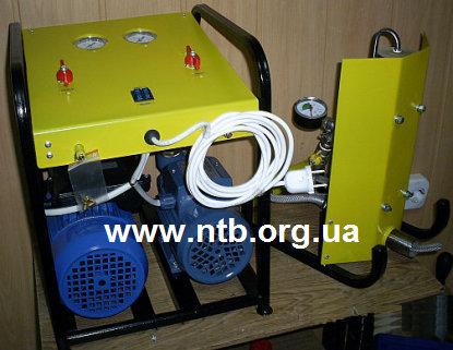 Оборудование для производства пенопласта «Юнипор» : Газожидкостная установка ГЖУ-М-У