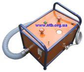 Высокопроизводительный пеногенератор непрерывного действия для производства пенобетона ПГМ-В Увеличить